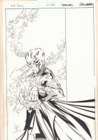 The Tenth Config #1 - Gulliver - 1998 Signed Comic Art