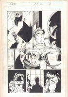 The Tenth: Evil's Child #2 p.5 - 1999 Comic Art