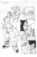 Darkness #24 p.13 - Nice 1/2 Splash Comic Art