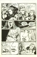 St. Germaine #9 p.13 Great Girl Comic Art