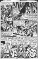 'Arabian Nights' p.10 (1977) Comic Art