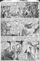 'Arabian Nights' p.12 (1977) Comic Art
