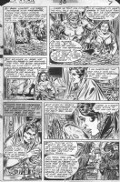 'Arabian Nights' p.7 (1977) Comic Art