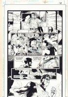 Son of Superman p.37 - Peter Ross in Mecha Suit - 1999  Comic Art
