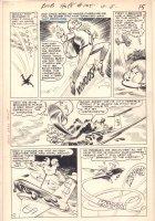 Adventures of Bob Hope #105 p.11 (15) - 'The Crawling Creature of Creepmore Castle!' - 1967 Comic Art