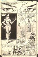 Hex #2 p.13 - Sexy Stiletta - 1985 Comic Art