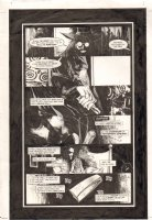 Dark Horse Down Under #? p.3 - The Undertaker - 1994 Comic Art