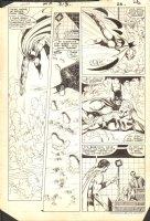 Worlds Finest #313 p.21 - Batman and Superman - 1985 Comic Art