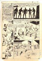 World's Finest Comics #313 p.3 - Super Speed - 1985 Comic Art