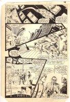 World's Finest Comics #313 p.4 - Super Speed - 1985 Comic Art