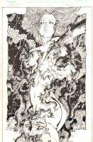 Spawn #151 p.18 - Beautiful Nude 100% Splash - 2005 Comic Art