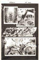 Spawn #154 p.14 - Split in Two - 2005 Comic Art