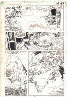 Impact Christmas Special #1 p.51 - Crusaders Conclusion - 1991  Comic Art
