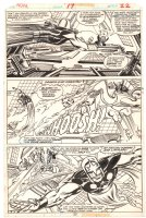 Nova #17 p.22 - Nova Action vs. Yellow Claw - 1978