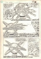 Flash Special #1 p.12 - Flash Superspeed Action - 1990  Comic Art