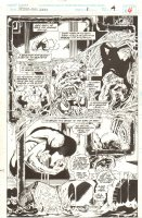 Spider-Man 2099 Special #1 p.4 - The Menace of Man Spider - 1995 Signed Comic Art