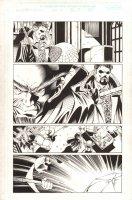 X-Men Unlimited #12 p.8 - Doctor Strange - 1996 Comic Art