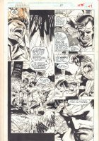 Excalibur #82 p.47 - Nightcrawler and Forge - 1994  Comic Art
