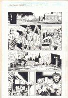 Thunderbolts Flashback #1 p.9 - Trailer Park  Comic Art