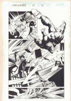 X-Men Unlimited #12 p.44 - Doctor Strange Action - 1996  Comic Art