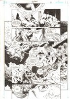 Aquaman #64 p.19 - Aquaman and Tempest - 2000 Comic Art