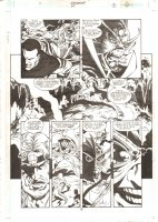 Aquaman #67 p.9 - Ocean Master vs. Aquaman & Tempest - 2000 Comic Art