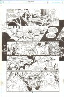 Aquaman #64 p 9 - All Aquaman and Crew - 2000 Comic Art