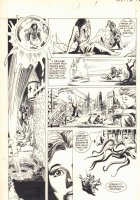 Creepy #94 p.10 - 'Etran to Fulsing' - Crazy Creatures - 1978 Comic Art