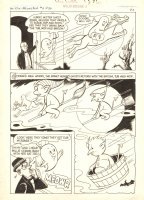Millie the Lovable Monster #2 p.30 - LA - Goodie, the Ghost Rider, & Gremlins - 1962 Comic Art