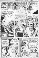 Girls' Romances #151 p.3 - Beautiful 1970 art - signed Comic Art