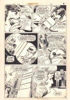 Action Comics #482 p.3 - Superman and Babe - 1978  Comic Art