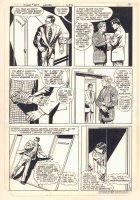 Superman #367 p.4 - Clark Kent with Jimmy Olsen - 1982 Comic Art