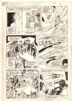 Superboy #16 p.1 - Superboy and the Maze-Runners - 1991 Signed Comic Art