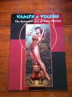 Vamps & Vixens - The Seductive Art of Dave Stevens - First Edition - 1998  Comic Art