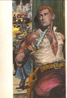 Doc Savage: The Man of Bronze #2 Painted Cover - 1992
