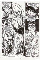 Nexus #67 p.2 - Your eminence - 1990 Signed Comic Art