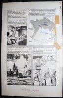 Classics Illustrated Special Issue #166 p.19 - LA - World War II Naval Battle - 1962 Comic Art