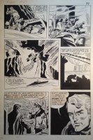 Fight the Enemy #1 p.12 - LA - ' When It's Time to Die...' End Page - 1966 Comic Art