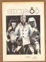 Cyborg Cover - 1969 Comic Art