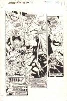 Cable #19 p.23 - Cable vs. Genesis - 1995 Comic Art