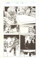 Gambit #12 p.16 - Dr. Doom, Gambit, and the Thieves Guild - 2000 Comic Art