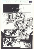 Moon Knight #4 p.13 - Origin - 2006  Comic Art