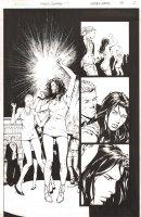 Wonder Woman #42 p.2 - Dancing Babes Splash - 2015 Comic Art