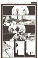 Moon Knight #8 p.2 - Assassination - 2007  Comic Art