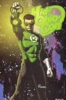 Green Lantern Mid Ohio Con Print - Signed Comic Art