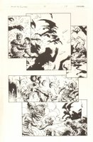Tales of the Darkness #5 p.17 - Demons - 1999 Comic Art