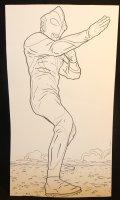 Ultraman Commission - Signed Comic Art