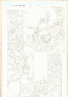 Spider-Man & The Secret Wars #2 p.20 - Great Doctor Doom - 2010 Comic Art