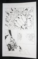 Deadpool: The Gauntlet #11 Overlay 1 - Digital Comic - 2014 Signed Comic Art