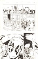 Deadpool & Cable: Split Second Infinite Comic #4 p.6 - 2015 Comic Art